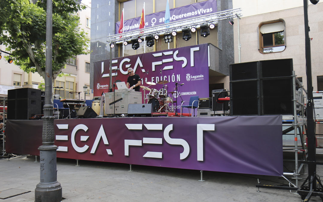 Lega Fest: Nuevo festival en Leganés