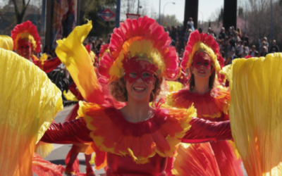 Leganés se prepara para el Carnaval 2020