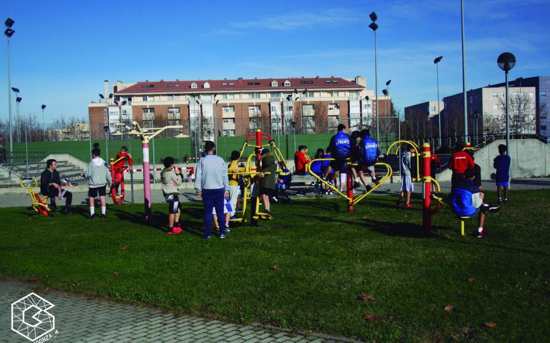 CB Villa de Leganés celebra su primer Campus Navideño